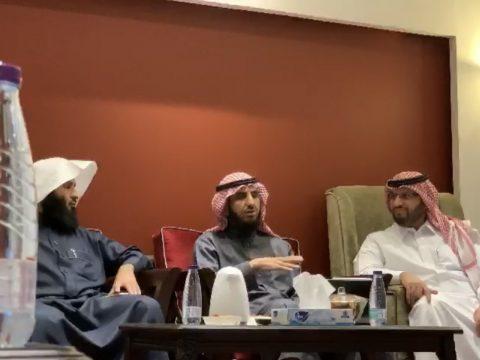 ناهض الحربي - ديوانية الرياض